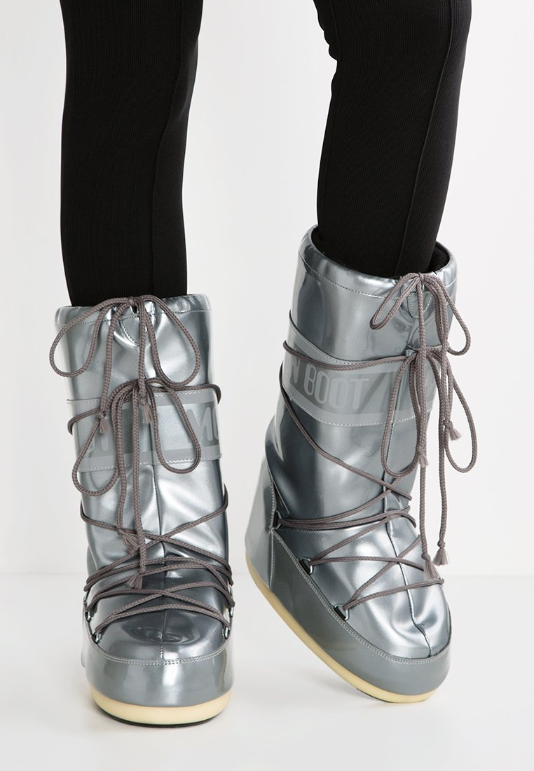Moon Boot - Śniegowce - silver