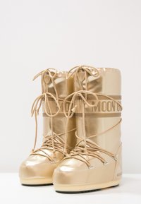 Moon Boot - Vinterstøvler - gold - 3