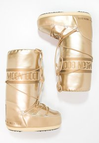 Moon Boot - Vinterstøvler - gold - 2