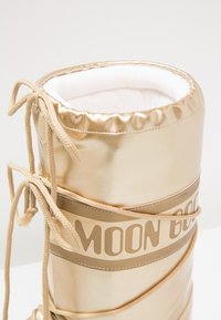 Moon Boot - Vinterstøvler - gold - 6