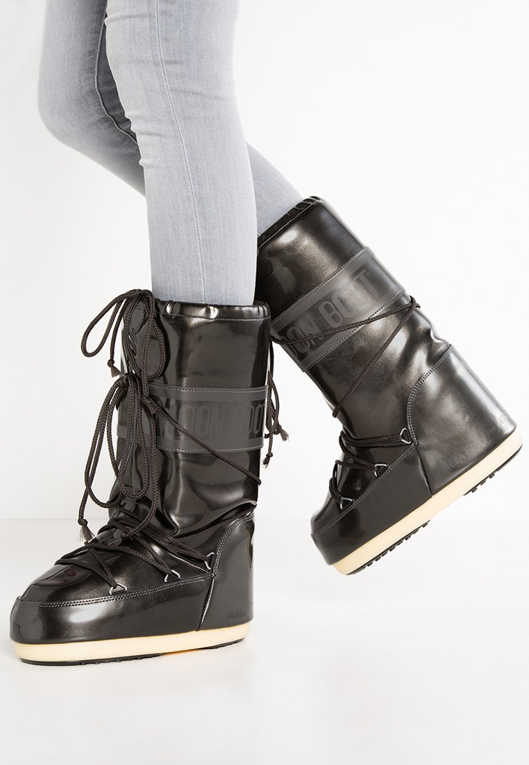 Moon Boot - Winter boots - black