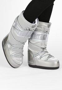 Moon Boot - GLANCE - Vinterstøvler - silver - 0