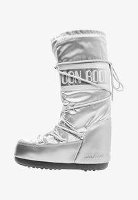 Moon Boot - GLANCE - Vinterstøvler - silver - 1