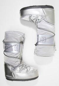 Moon Boot - GLANCE - Vinterstøvler - silver - 3