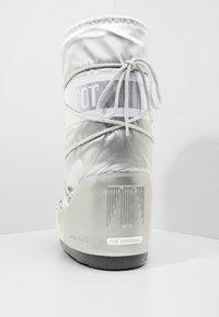 Moon Boot - GLANCE - Vinterstøvler - silver - 5