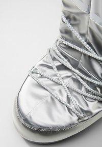 Moon Boot - GLANCE - Vinterstøvler - silver - 2