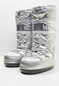 Moon Boot - GLANCE - Vinterstøvler - silver - 4