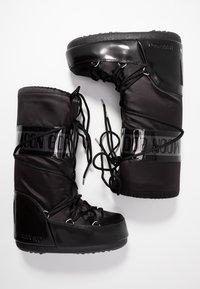 Moon Boot - GLANCE - Zimní obuv - black - 3
