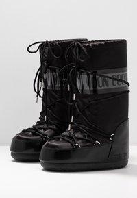 Moon Boot - GLANCE - Zimní obuv - black - 4