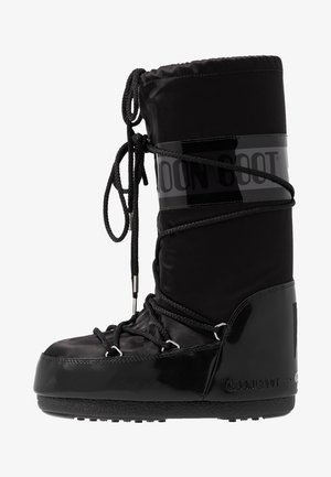 GLANCE - Snowboots  - black