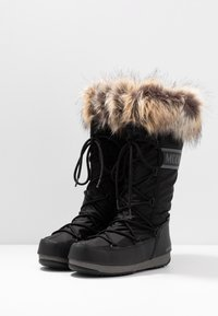 Moon Boot - MONACO WP - Vinterstøvler - black - 4