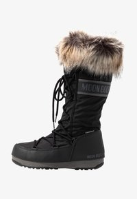 Moon Boot - MONACO WP - Vinterstøvler - black - 1