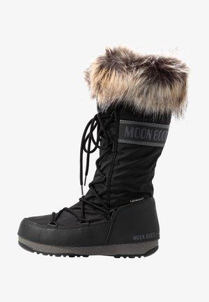 MONACO WP - Snowboot/Winterstiefel - black