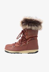 Moon Boot - MONACO LOW WP - Winter boots - rust - 1