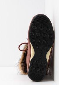 Moon Boot - MONACO LOW WP - Winter boots - rust - 6