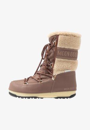 MONACO MID WP - Snowboots  - mud