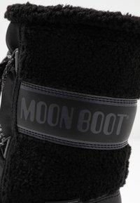 Moon Boot - MONACO MID WP - Vinterstøvler - black - 2