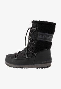 Moon Boot - MONACO MID WP - Vinterstøvler - black - 1