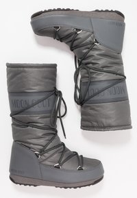 Moon Boot - HIGH WP - Stivali da neve  - castlerock - 3