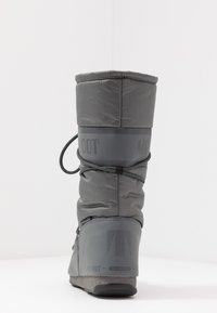 Moon Boot - HIGH WP - Stivali da neve  - castlerock - 5