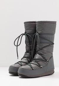 Moon Boot - HIGH WP - Stivali da neve  - castlerock - 4