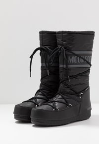 Moon Boot - HIGH WP - Zimní obuv - black - 4