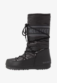 Moon Boot - HIGH WP - Zimní obuv - black - 1