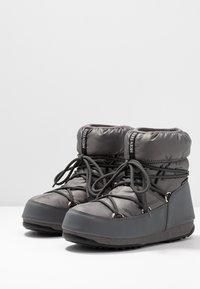 Moon Boot - LOW  WP - Vinterstøvler - castlerock - 4