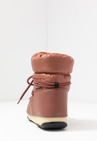 Moon Boot - LOW  WP - Winter boots - rust - 5
