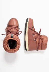 Moon Boot - LOW  WP - Winter boots - rust - 3