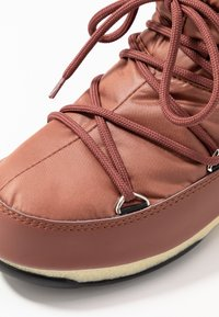 Moon Boot - LOW  WP - Winter boots - rust - 2