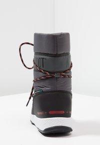 Moon Boot - BOY SPORT WP - Bottes de neige - black/castlerock - 4