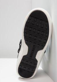 Moon Boot - PULSE BOY DETROIT - Stivaletti stringati - black/silver - 5