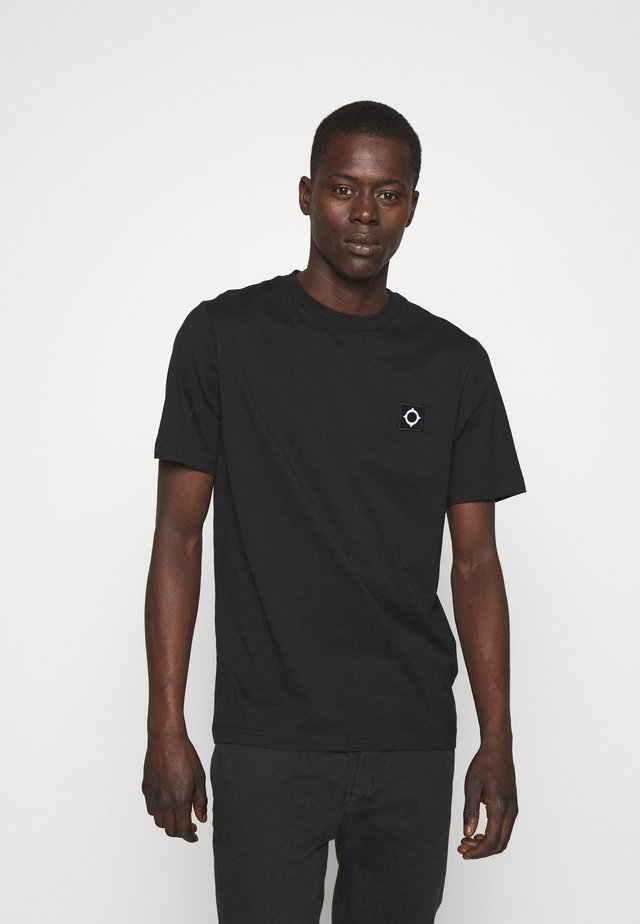 ICON TEE - T-shirt basic - jet black