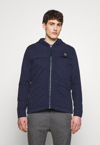 Ma.strum - HOODED JACKET - Lehká bunda - true navy - 0