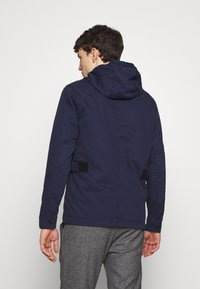 Ma.strum - HOODED JACKET - Lehká bunda - true navy - 2