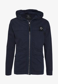 Ma.strum - HOODED JACKET - Lehká bunda - true navy - 4