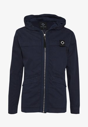 HOODED JACKET - Lehká bunda - true navy
