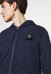Ma.strum - HOODED JACKET - Lehká bunda - true navy - 5