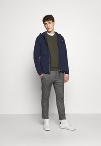 Ma.strum - HOODED JACKET - Lehká bunda - true navy - 1