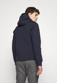Ma.strum - HOODED JACKET - Vodotěsná bunda - true navy - 2