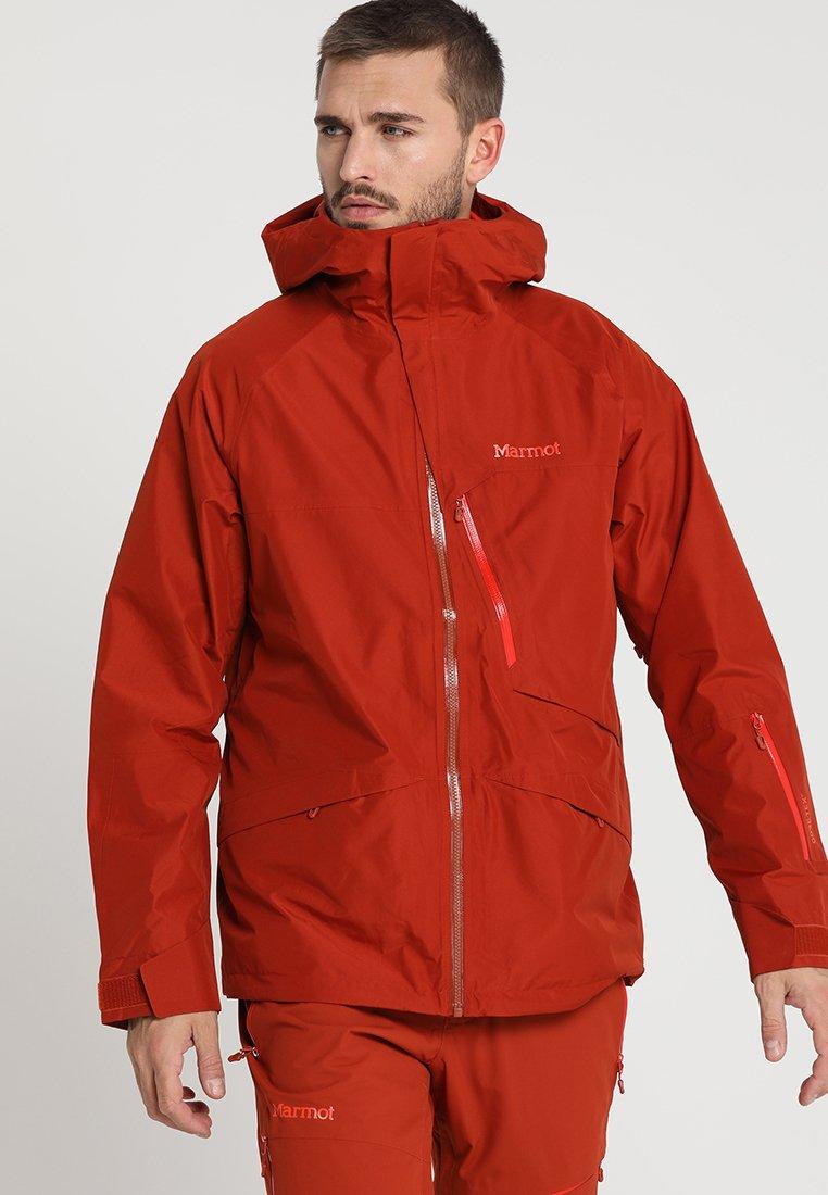 Marmot - LIGHTRAY JACKET - Skijakker - dark rust
