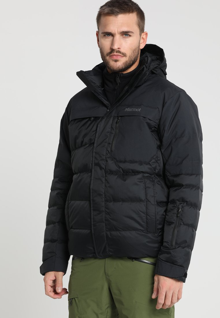 Marmot - SHADOW JACKET - Ski jas - black
