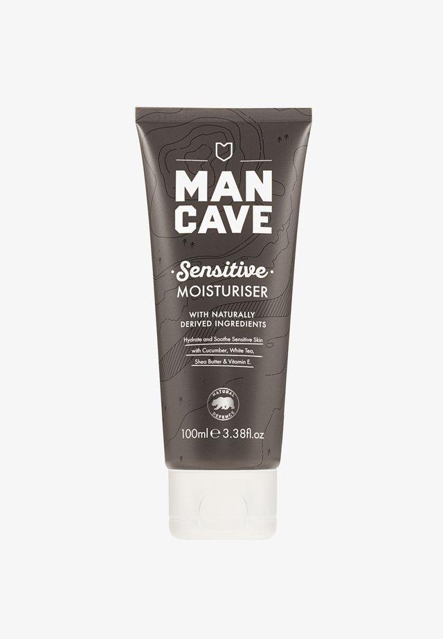 SENSITIVE MOISTURISER 100ML - Face cream - -