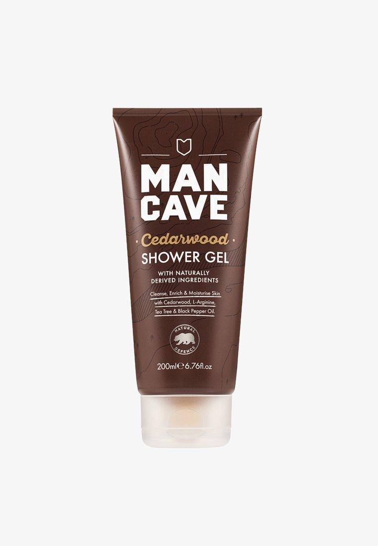 Man Cave - SHOWER GEL 200ML - Shower gel - cedarwood
