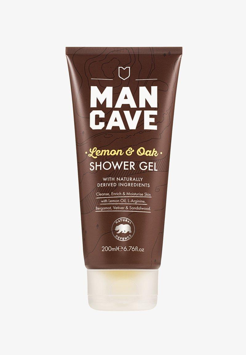 Man Cave - SHOWER GEL 200ML - Gel douche - lemon & oak