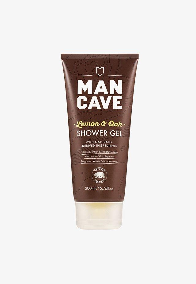 SHOWER GEL - Shower gel - lemon & oak