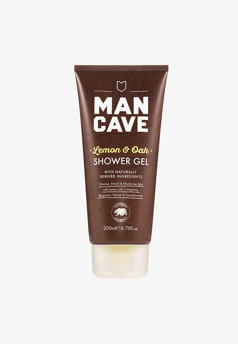 Man Cave - SHOWER GEL 200ML - Docciaschiuma - lemon & oak