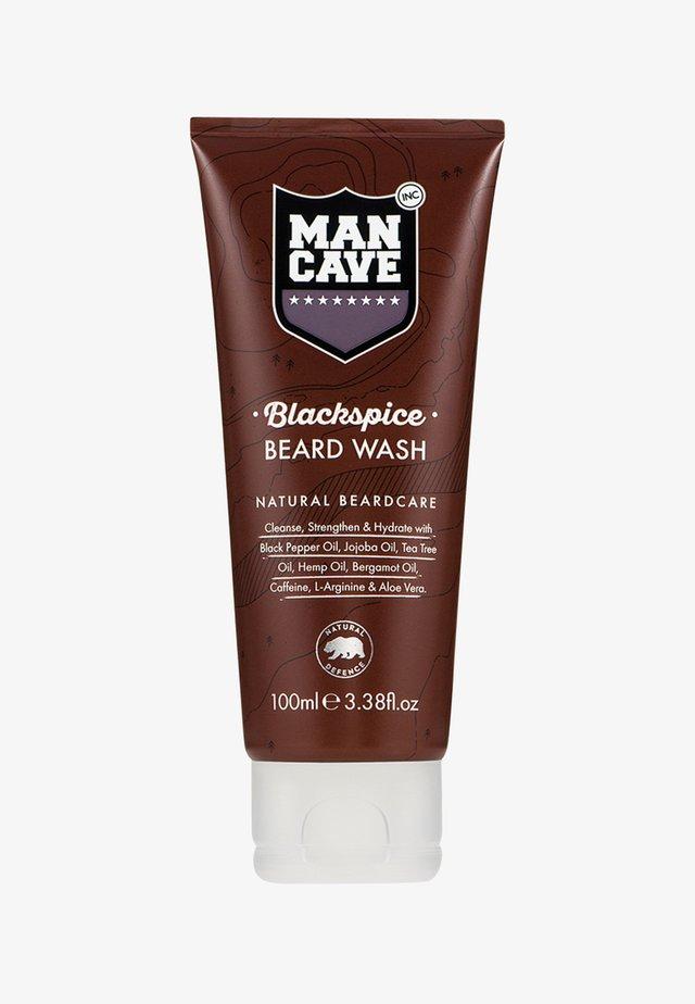 BLACKSPICE BEARD WASH - Bart-Shampoo - -
