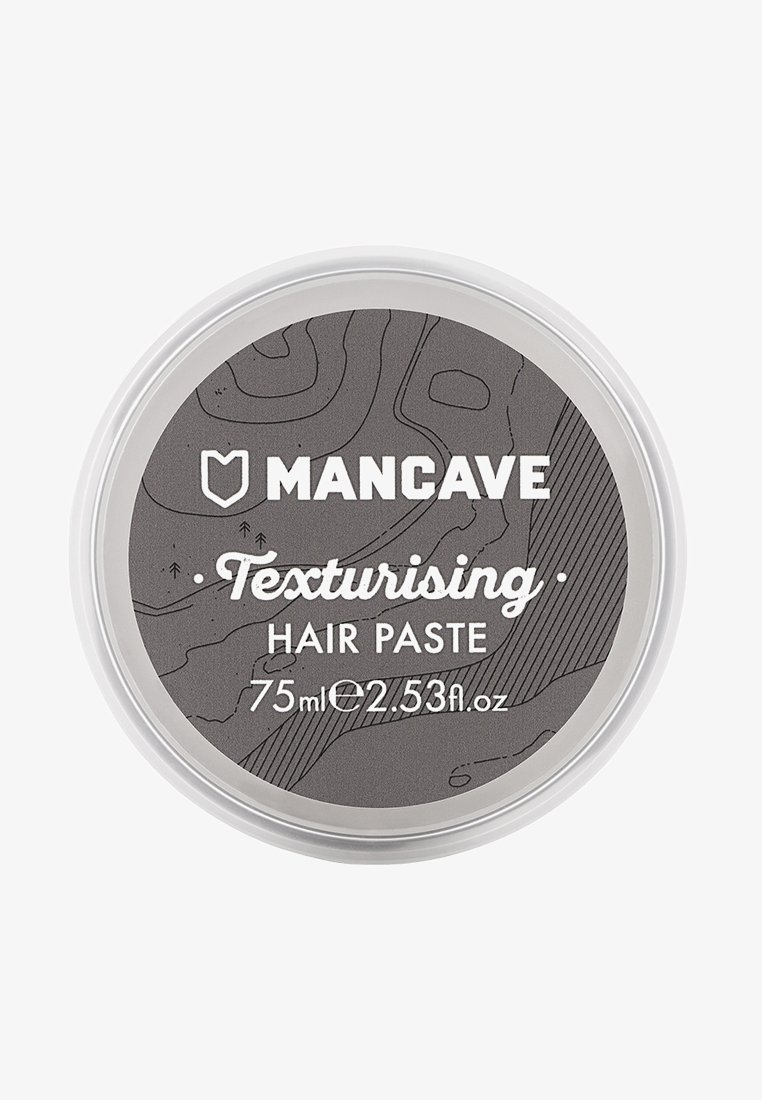 Man Cave - TEXTURING HAIR PASTE 75ML - Hair styling - -